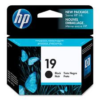 HP No 19 C6628A Black Ink Cartridge