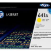 HP LaserJet 4600 Series 641A Yellow Toner C9722A
