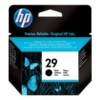 HP No 29 51629A Black Ink Cartridge