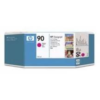 HP No 90 C5062A Magenta Ink Cartridge