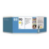 HP No 90 C5065A Yellow High Yield Ink Cartridge