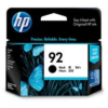 HP No 92 C9362WA Black Ink Cartridge