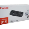 Canon CART315 LBP3310 Laser Toner Cartridge